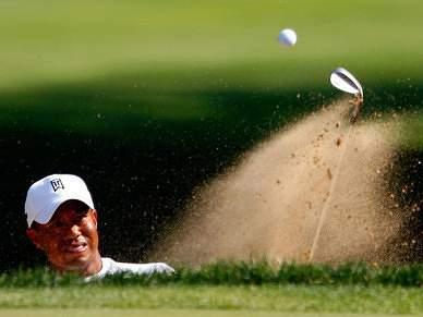 Tiger Woods quebra silêncio na sexta-feira