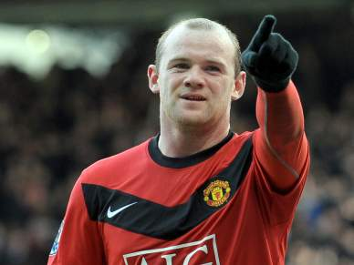 Rooney castigado com dois jogos