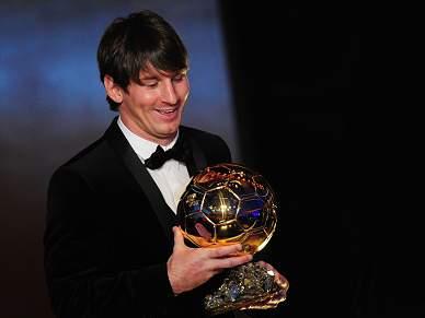 Imprensa espanhola ataca FIFA pela escolha de Messi