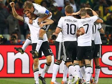 Alemanha e Uruguai disputam terceiro lugar