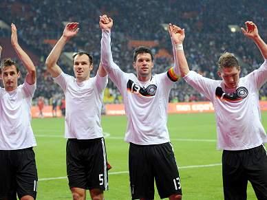 Alemanha em busca do