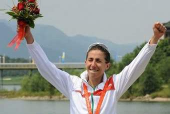 Vanessa Fernandes regressa às vitórias