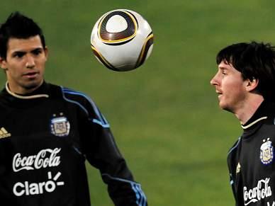 """Messi pergunta-me sempre onde vou jogar"""