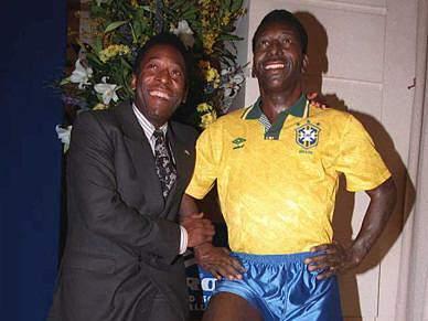 Pelé jogou e a guerra parou