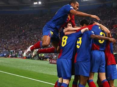 Barcelona é o clube da década