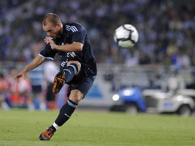 Sneijder à procura da recuperação total