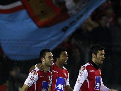 Braga também é eficaz na Taça de Portugal