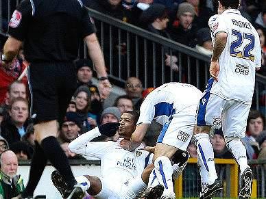 Manchester eliminado por Leeds