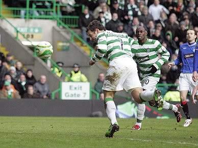 Celtic cai aos pés do 'secundário' Ross County