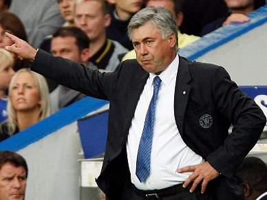 Ancelotti sem medo de ser despedido