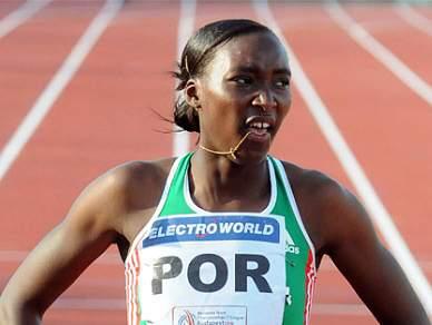 Vera Barbosa bate recorde nacional