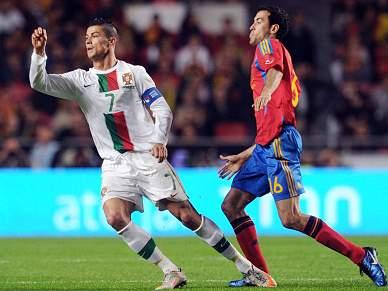 Carlos Martins dá vantagem a Portugal