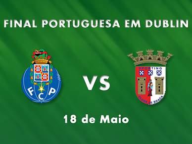 Dublin – o destino de Porto e Braga