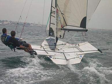 Campeonato europeu de Optimist arranca hoje em Tavira