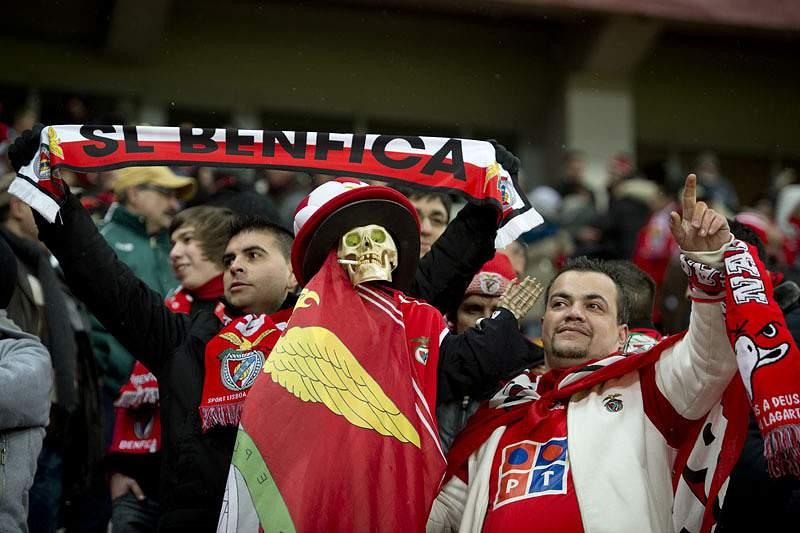 Benfica recebe 10 mil bilhetes para a final