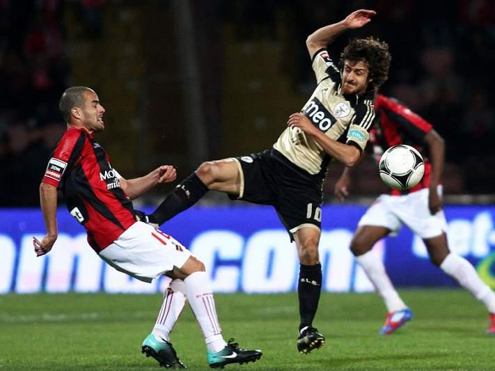 Benfica apresenta reclamação ao CD