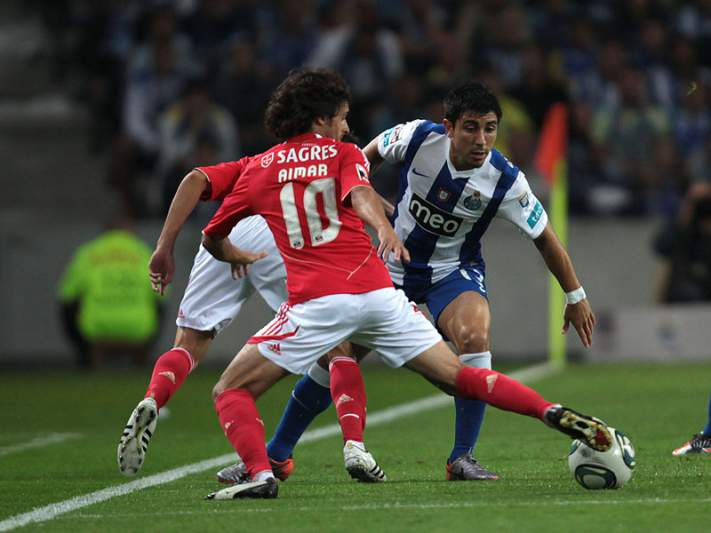 FC Porto não cedia pontos em jornadas consecutivas desde março de 2010