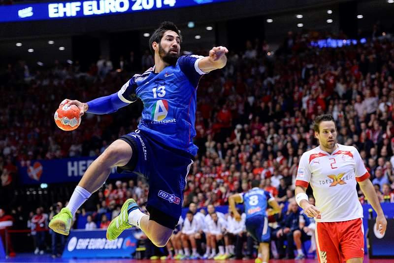 França campeã europeia pela terceira vez