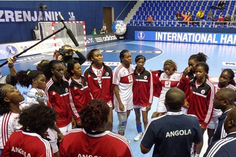 Angola vai receber o campeonato africano em 2016
