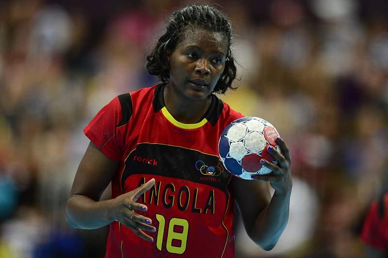 Nelma Pedro rende Albertina Cassoma na seleção angolana