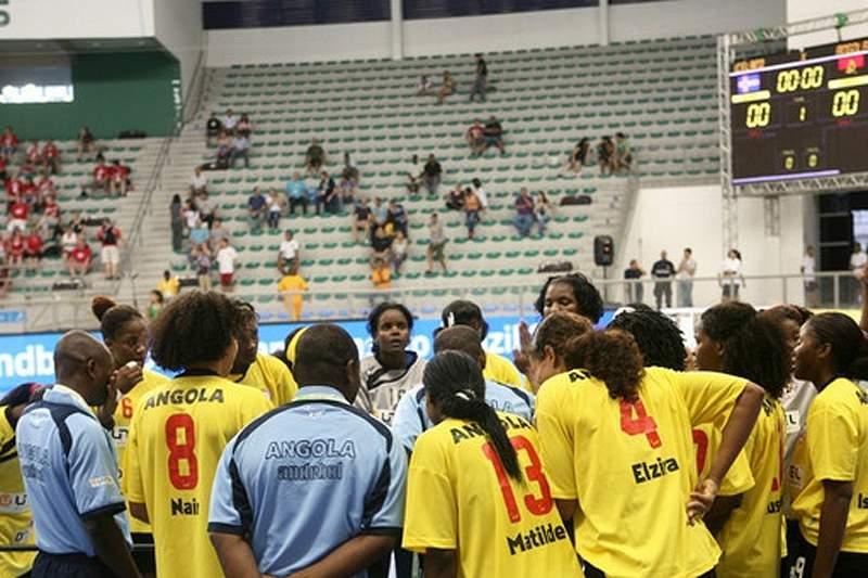 Angola inicia preparação para o Africano