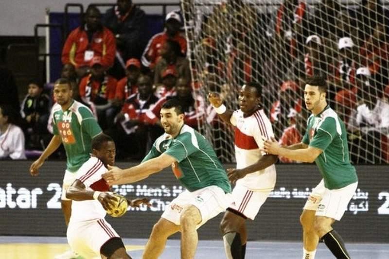 Argélia conquista campeonato africano em andebol masculino