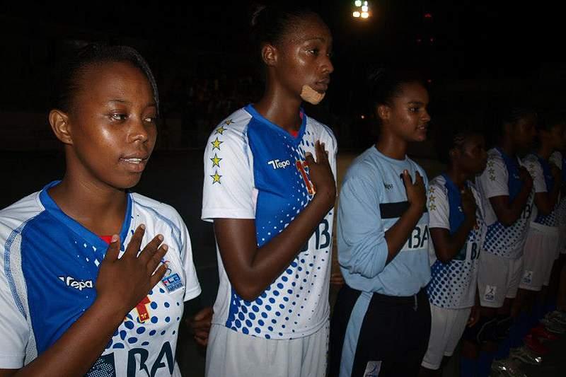 Cabo Verde fica em 3º no Trophy Challenge