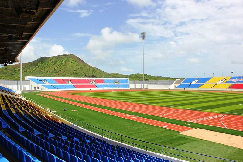 China entrega formalmente novo Estádio Nacional ao Governo de Cabo Verde