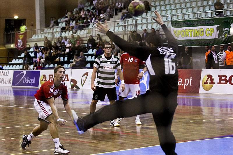 Campeonato português de andebol terá