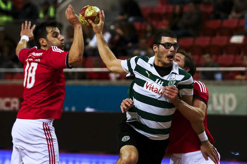 Derbi lisboeta opõe Sporting ao SL Benfica