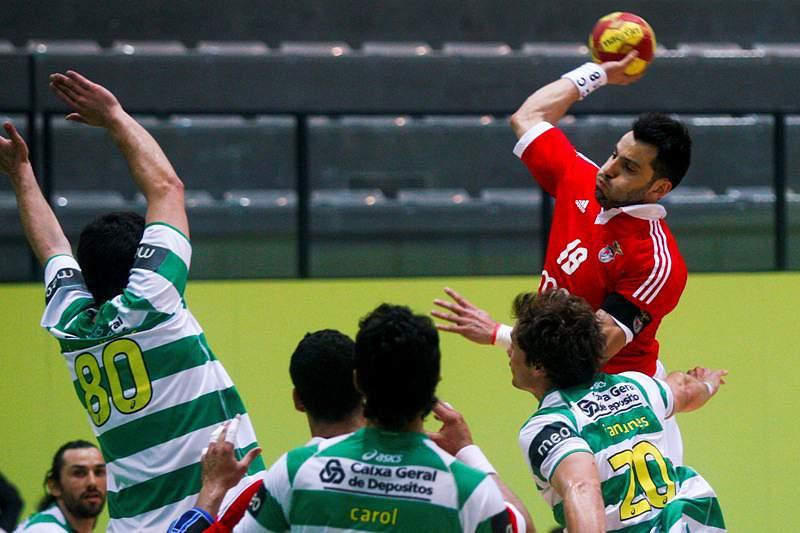 Sporting e Benfica já conhecem adversários na Taça EHF