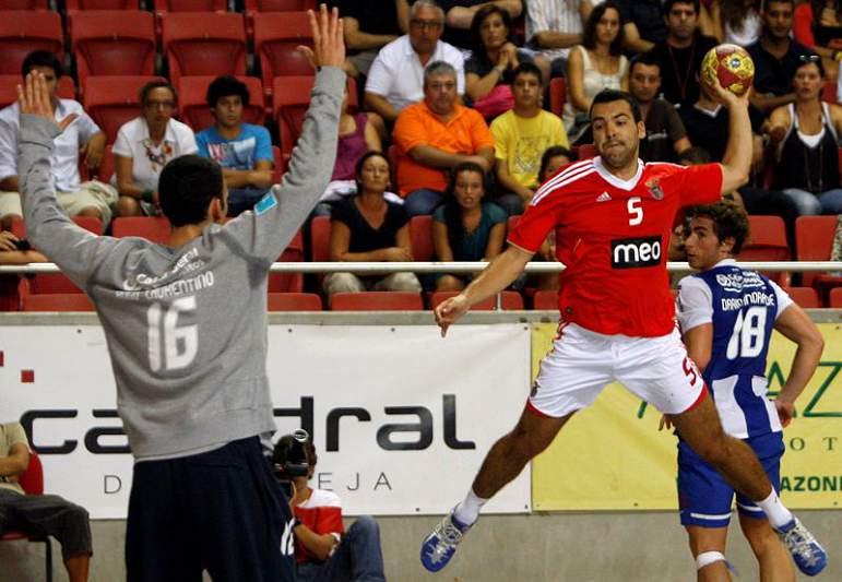 Belenenses-Benfica nos 16 avos da Taça de Portugal