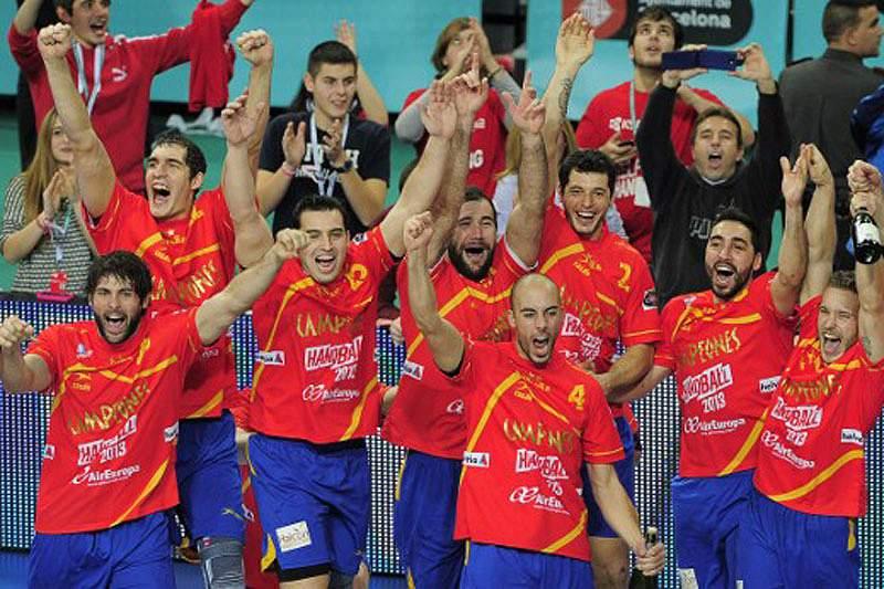 Espanha é campeã do Mundo