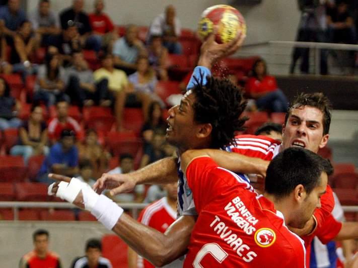 Porto favorito na receção ao Benfica