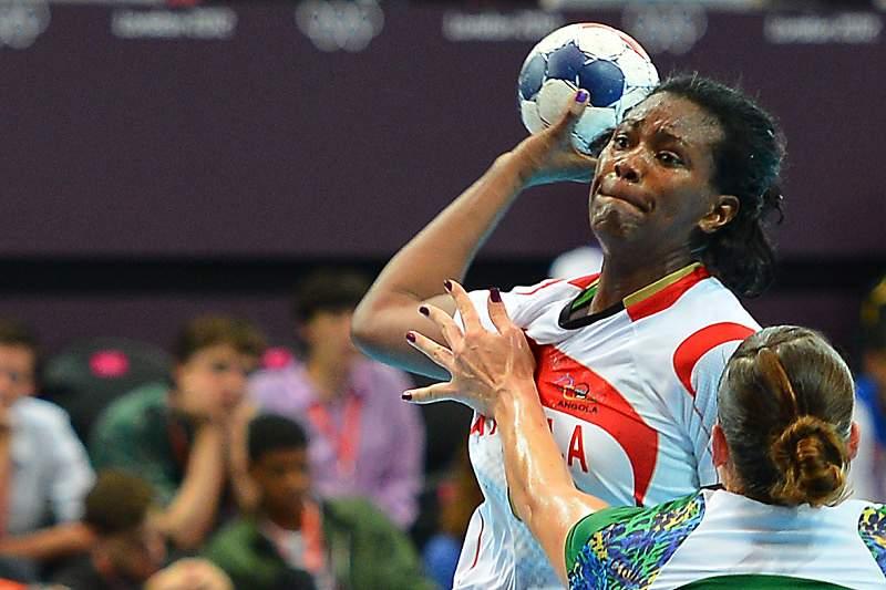 Angola perde e falha quartos-de-final