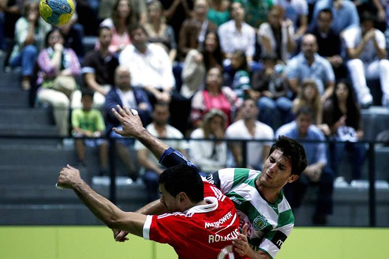 Sporting formaliza protesto do jogo com Benfica