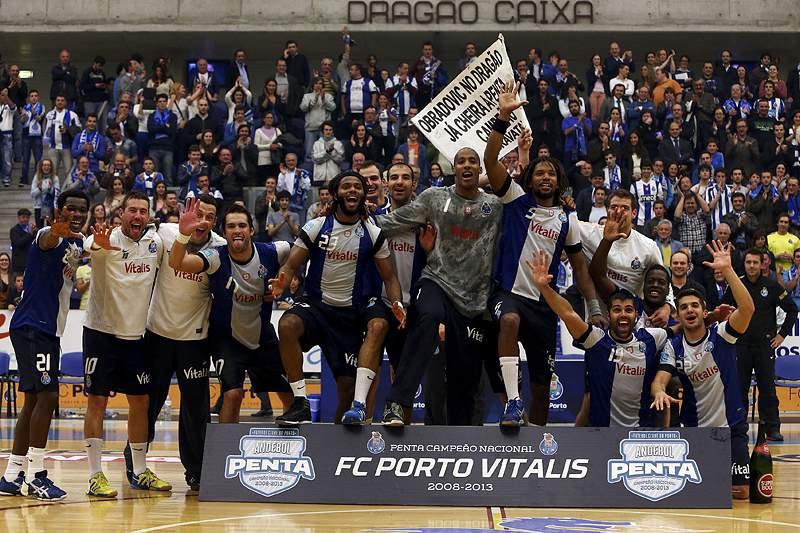 FC Porto é pentacampeão