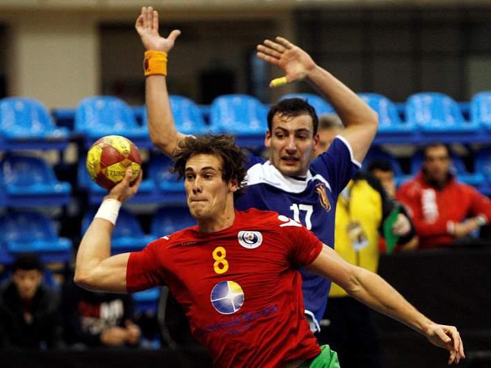 Hugo Laurentino decisivo na vitória de Portugal sobre a Macedónia