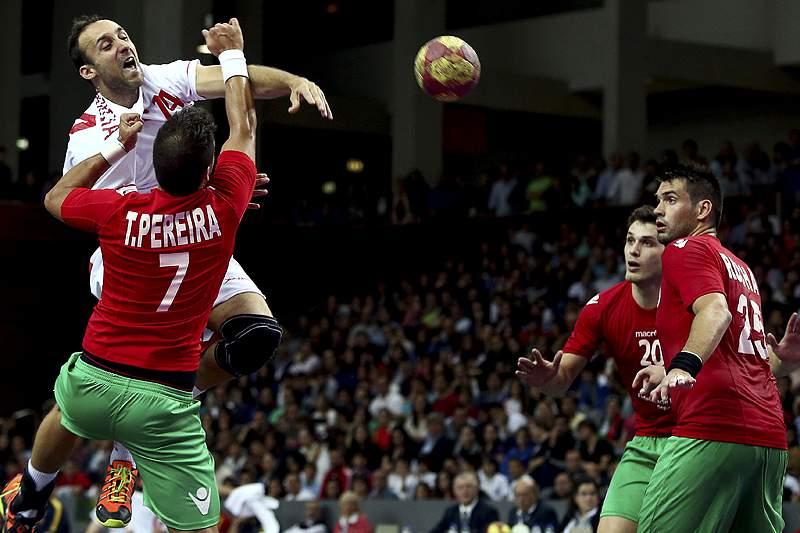 Portugal perde com a Espanha