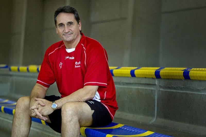 Valero Rivera abandona o comando técnico da seleção espanhola