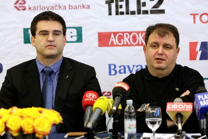 Presidente da federação croata detido por desvio de fundos