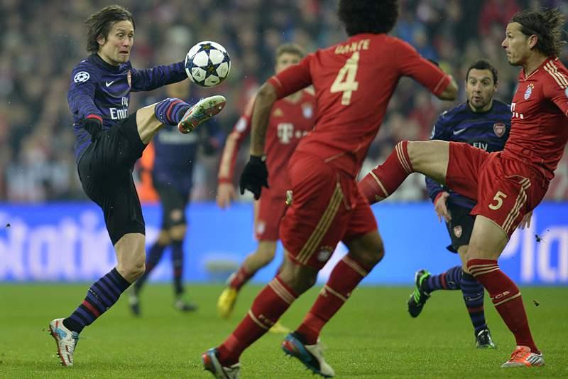 Wenger lança Sanogo para quebrar