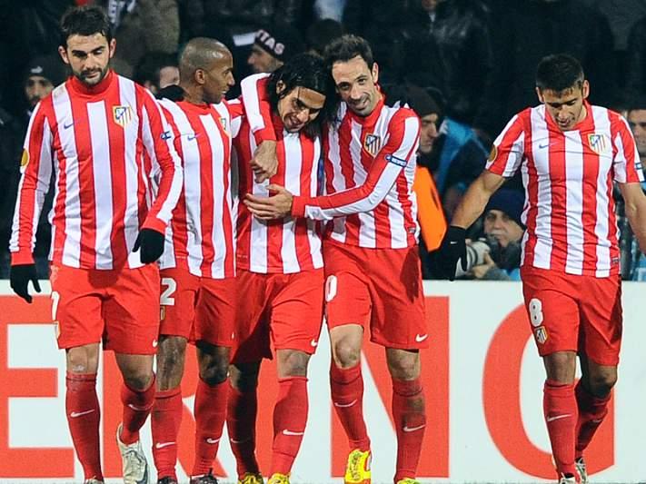Equipas espanholas são as novas favoritas a vencer a Liga Europa