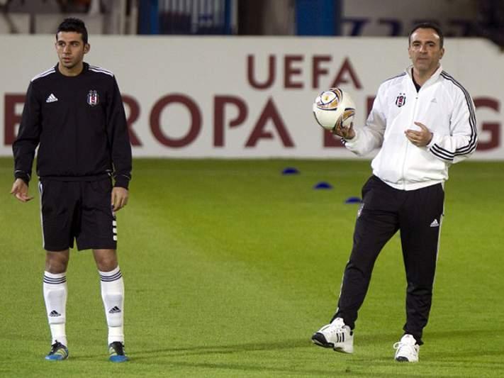 «Eliminar o Braga é excelente»