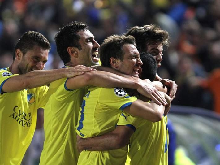 Vitórias de Maribor, Basileia e APOEL