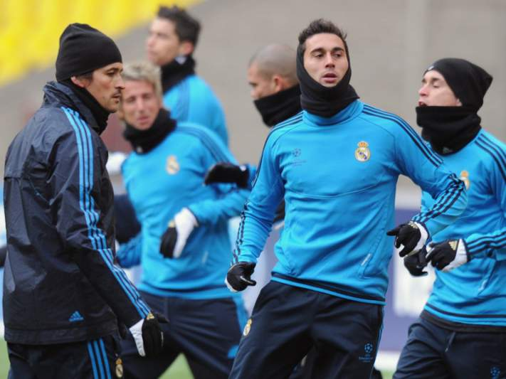 Real Madrid favorito no frio russo