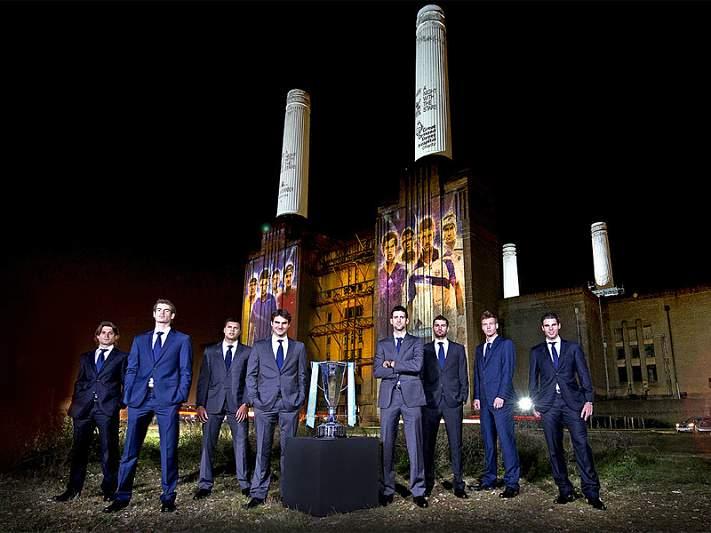Londres prepara-se para receber os oito melhores