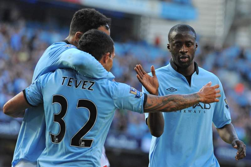 Manchester City devolve bilhetes ao Arsenal