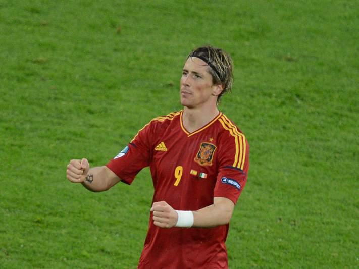 Espanha passa para primeiro nas apostas