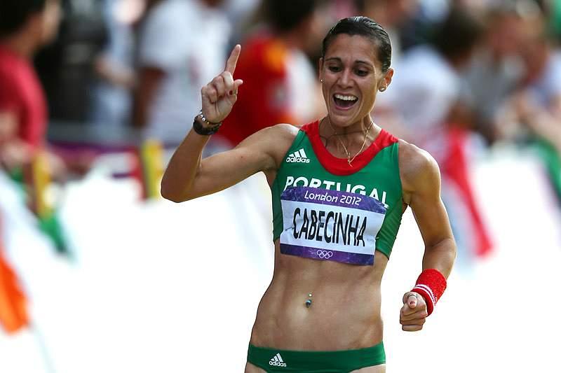 Ana Cabecinha bate recorde nacional